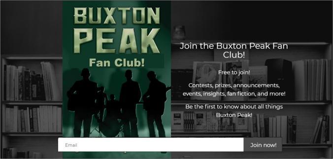 Fan Club Sign Up